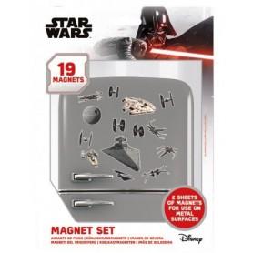 Lot de magnets Star Wars