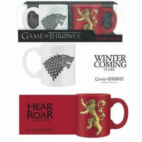 Game of Thrones - Set 2 mini mugs