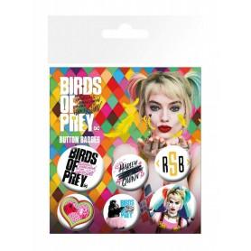 Badges Harley Quinn