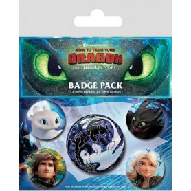 Badges How to train your dragon