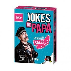 Jokes de Papa - Extension: Version Salée (VF)