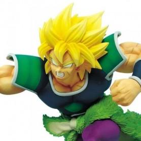 Dragon Ball Super - Figurine Broly SSJ Z-Battle Figure