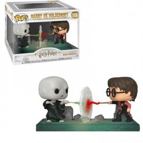"Harry Potter - Funko POP! Movie Moments - 119 ""Harry VS Voldemort"""