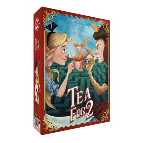 TEA FOR TWO (FR)