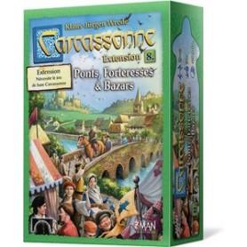 CARCASSONNE :  PONTS, FORTERESSES & BAZARS (FR)