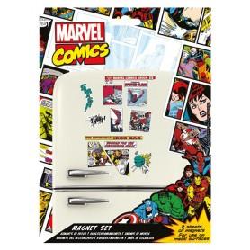 Marvel Comics - Heroes Magnet Set