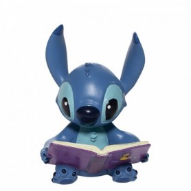 Disney - Figurine Stitch en train de lire