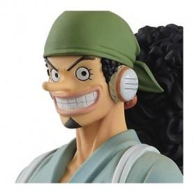 One Piece – Figurine Usopp DXF The Grandline Men Wano Kuni Vol.6
