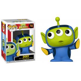 "Disney Pixar - Funko POP! Remix - 750 ""Alien as Dory"""