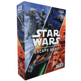 Star Wars Escape Game - UNLOCK!  (FR)