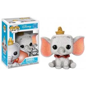 Disney - Funko POP! - N°50 Dumbo Glitter Exclu 9cm