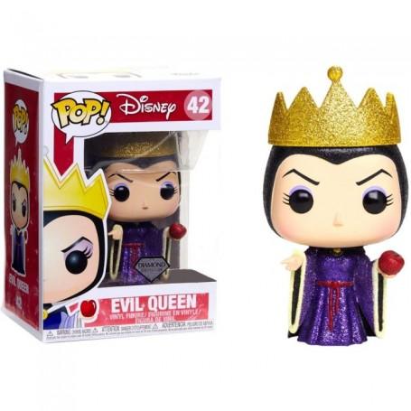 "Disney - Funko POP! - N°42 ""Evil Queen"" Glitter Exclu 9cm"