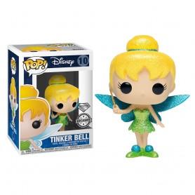 "Disney - Funko POP! - N°10 ""Tinker Bell"" Glitter Exclu 9cm"