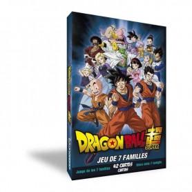 DRAGON BALL SUPER  JEU DE 7 FAMILLES