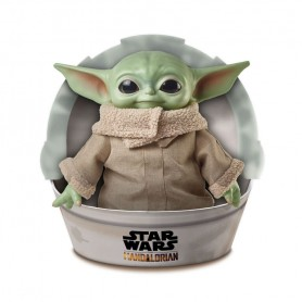 Peluche sonore The Child Bébé Yoda