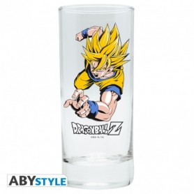 "DRAGON BALL - Verre """"DBZ/Goku"""""