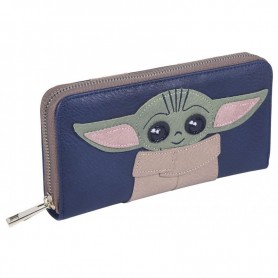 The Mandalorian Portefeuille Yoda