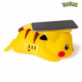 Pokémon Chargeur sans fil Pikachu
