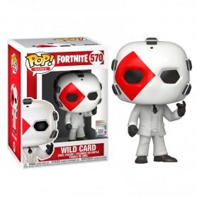 POP Fortnite 570 Wild card diamond