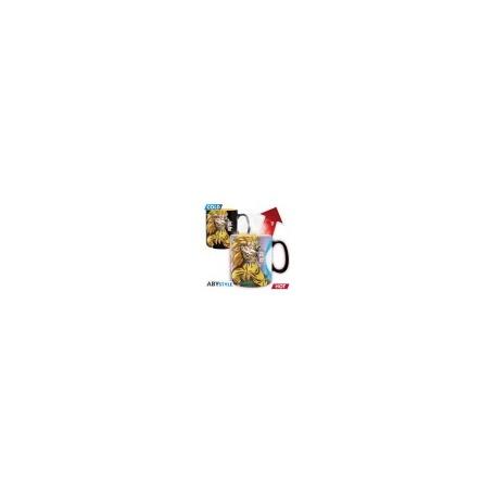 DRAGON BALL - Mug Heat Change - 460 ml - DBZ/Kamehameha