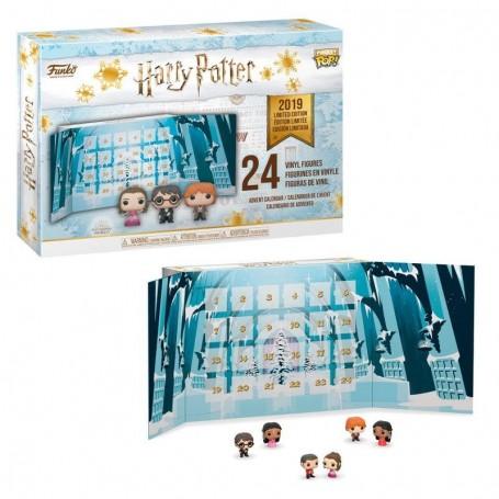 POP Harry Potter Calendrier de l'Avent V2