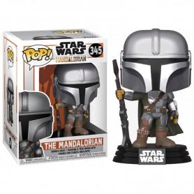 POP Star Wars 345 The Mandalorian