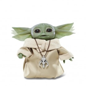 Star Wars Mandalorian Figurine animatronique de Bébé Yoda