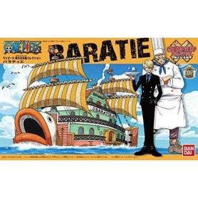 One Piece Maquette de Baratie