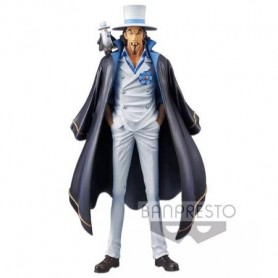 One Piece Figurine Stampede Grandline Men Rob Rucchi