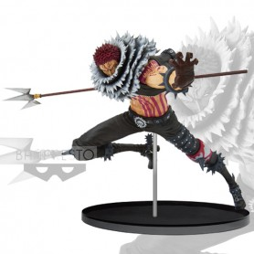 One Piece Figurine Colosseum Charlotte Kataguri