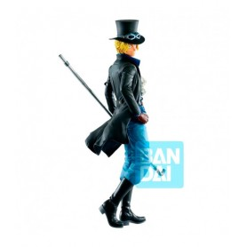 One Piece Figurine History Masterlise Sabo