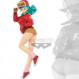 DragonBall Figurine Glitter & Glamours Bulma