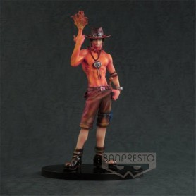One Piece SCultures Portgas D. Ace Burning