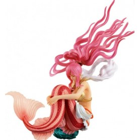 One Piece SCultures Figurine Shirahoshi version multicolore