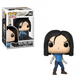 Alita: Battle Angel POP! Movies Vinyl figurine Doll  9 cm
