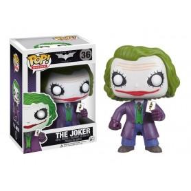 DC Comics POP! Vinyl Figurine The Joker 9 cm