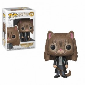 Harry Potter POP! Movies Vinyl figurine Hermione as Cat 9 cm