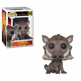 Le Roi lion (2019) POP! Disney Vinyl figurine Pumbaa 9 cm