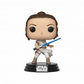 Star Wars Episode IX Figurine POP! Movies Vinyl Rey 9 cm