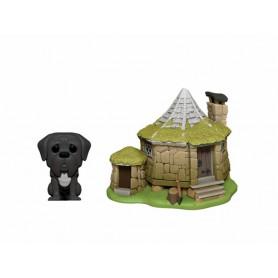 Harry Potter POP! Town Vinyl figurine Hagrid's Hut & Fang 9 cm