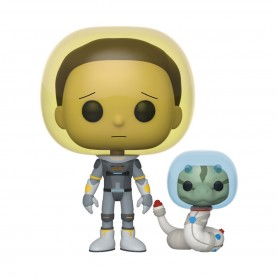 Rick & Morty POP! Animation Vinyl figurine Space Suit Morty 9 cm