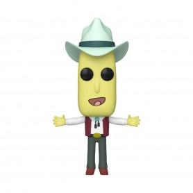 Rick & Morty POP! Animation Vinyl figurine Mr. Poopybutthole 9 cm