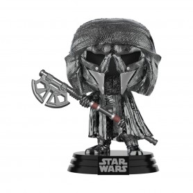 Star Wars POP! Movies Vinyl figurine KOR Axe (Chrome) 9 cm