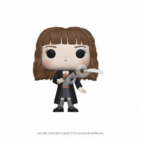 Harry Potter POP! Movies Vinyl figurine Hermione w/Feather 9 cm