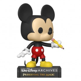 Mickey Mouse POP! Disney Archives Vinyl figurine Classic Mickey 9 cm