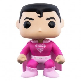DC Comics POP! Heroes Vinyl figurine BC Awareness - Superman 9 cm