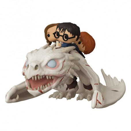 Harry Potter POP! Rides Vinyl figurine Dragon w/Harry
