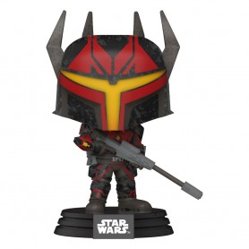 Star Wars: Clone Wars POP! Star Wars Vinyl Figurine Darth Maul's Captain 9 cm