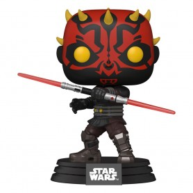 Star Wars: Clone Wars POP! Star Wars Vinyl Figurine Darth Maul 9 cm