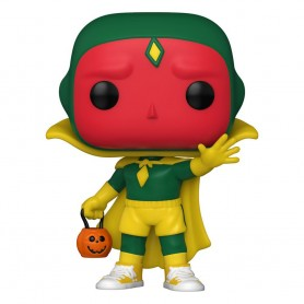 WandaVision POP! TV Vinyl Figurine Vision (Halloween) 9 cm